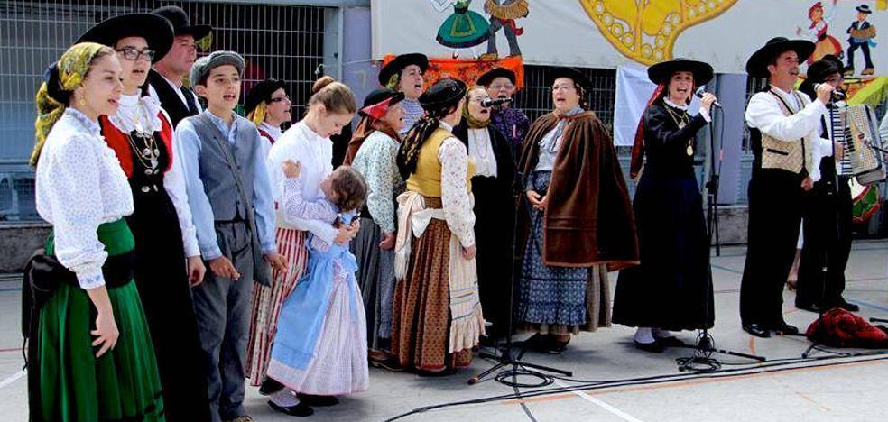 Nace el Festival de Folclore, un encuentro internacional en Huétor
