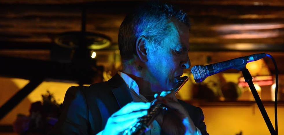 Festival de Jazz de Huétor: samba por bulerías en la vega de Granada