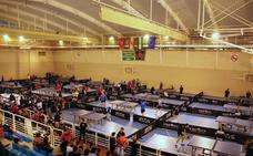 Concentración de tenis de mesa, el sábado en el pabellón de Huétor Vega
