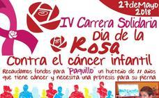 Huétor Vega acoge una carrera solidaria para ayudar a 'Paquillo'