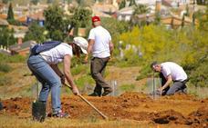 Huétor Vega convoca a los vecinos para reforestar encinas
