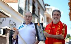 «Será buena señal si durante este Mundial suenan muchos cohetes en Huétor Vega»