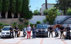 La Policía Local de Huétor Vega aumenta su parque móvil