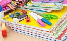 Huétor Vega ayuda con el material escolar a las familias desfavorecidas