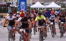 Las Lindes, primera carrera de fondo de mountain bike en Huétor Vega