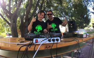 La Escuela de Dj's de Huétor Vega celebra su propio festival