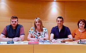 La corporación apoya la moción del PSOE para acondicionar la Cañada Real de Los Neveros