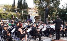 Mil personas disfrutan del tercer Encuentro de Músicos de Monachil