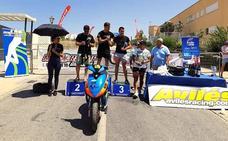 Huétor Vega, sede del Trofeo Andaluz de Velocidad Urbana
