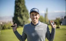 Monachil aplaude los éxitos de su paisano Scott Fernández