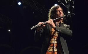 Jorge Pardo, un coloso de la música en la mancomunidad