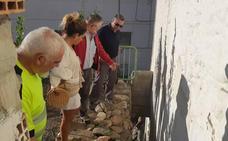Huétor Vega eliminará las humedades de la ermita de la Virgen de Las Angustias