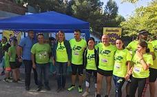 400 personas participan en la primera carrera benéfica de ELI Huétor Vega