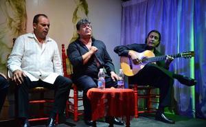La Parra estrena la temporada flamenca de Huétor Vega con un guiño a Enrique Morente