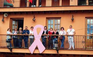 Huétor Vega se suma al Día Mundial contra el Cáncer de Mama