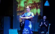 Flamencas y enólogas protagonizan una velada contra el patriarcado en Huétor Vega