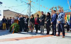 El alcalde de Huétor Vega apela al «consenso» de la Constitución