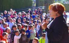 Arranca la Semana del Reciclaje en el colegio Nuestra Señora de las Angustias de Huétor Vega