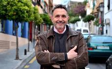 Ernesto Girela, cabeza de Podemos en las Municipales de Huétor Vega