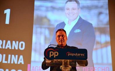 Mariano Molina (PP de Huétor Vega): «Construiremos un magnífico teatro para el municipio»