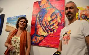 Los pintores de Huétor Vega retratan el alma