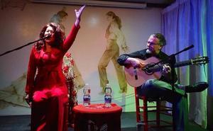 La peña flamenca de Huétor Vega vibra con la programación de mayo