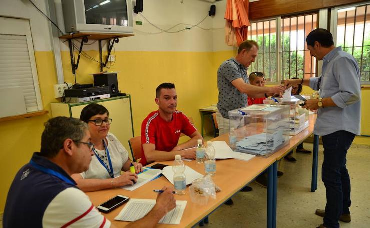 Elecciones Municipales 2019 en Huétor Vega