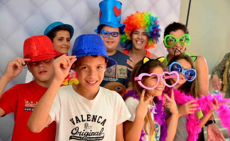 Clausura de los talleres y escuelas municipales deportivas de Huétor Vega 2019
