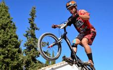 El circuito de trial bici de Huétor Vega alberga otra prueba del Campeonato de Andalucía