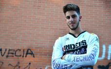 «Es un orgullo defender a Andalucía en el Campeonato de España de BMX»