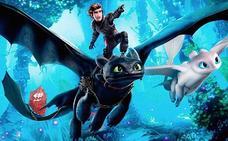 El cine de verano de Huétor Vega despide julio con la animación de 'Cómo entrenar a tu dragón 3'