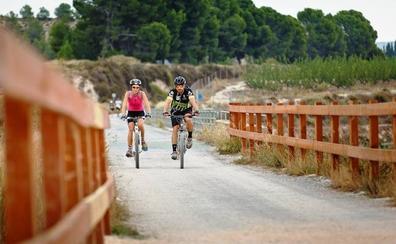 Listos para recorrer en bici Huétor, Güejar Sierra y Beas de Granada