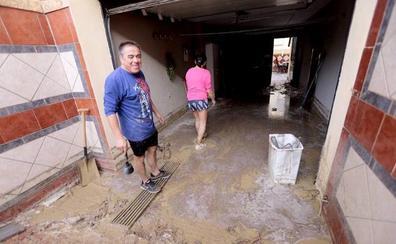 Huétor Vega recibirá 16.967 euros por los daños de la gota fría