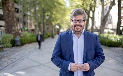 Fran Hervías, candidato de Cs al Congreso por Granada, convoca un encuentro mañana en Huétor Vega