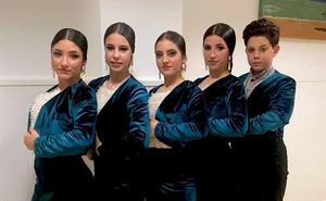 Las hueteñas Mis Flamenkit@s, seleccionadas para participar en la mayor feria de la moda flamenca