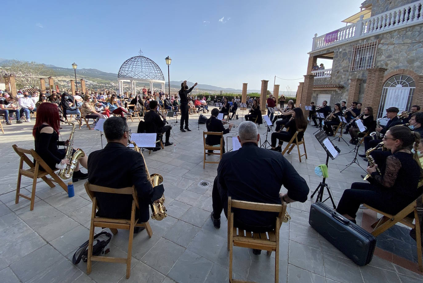 Concierto de Semana Santa de la Banda de Música de Huétor Vega