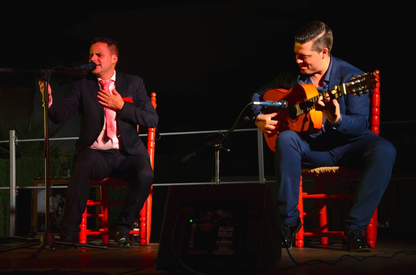 Así fue el Festival Flamenco de Huétor Vega de 2021