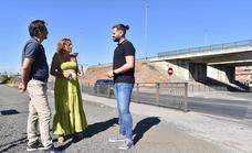 IU Granada pide un desdoble en la salida de la Ronda Sur con Huétor Vega y avenida de Cervantes