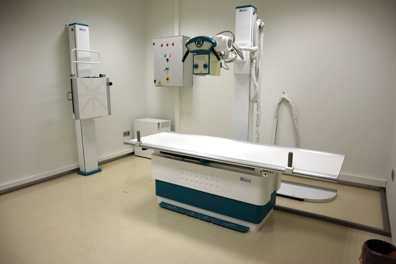 El centro médico de Huétor Vega presta ya el servicio de rayos X