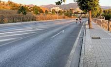 La avenida de Andalucía tendrá una ciclocalle antes de fin de año