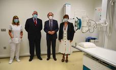 El centro médico de Huétor Vega estrena el servicio de rayos X