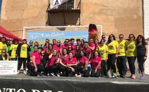 La marcha solidaria de Las Gabias logra recaudar más de 12.000 euros para la lucha contra el cáncer infantil