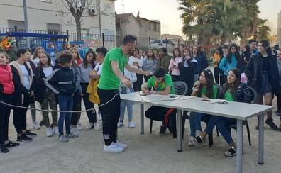 Los jóvenes de Las Gabias celebran su particular Fiesta de la Primavera sin alcohol