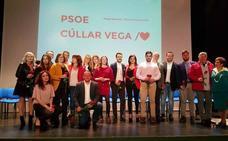 El PSOE de Cúllar Vega presenta su candidatura para las elecciones municipales