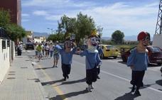 Las Gabias corta varias calles con motivo de las Cruces de Mayo