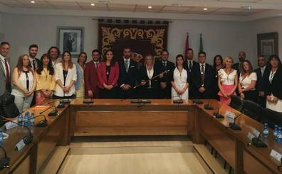 La popular María Merinda Sádaba, alcaldesa de Las Gabias con el apoyo de Ciudadanos