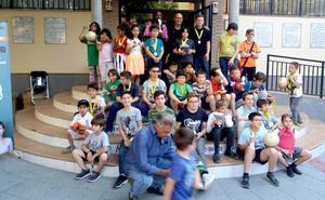 El ajedrez de La Zubia celebra su fiesta de fin de curso
