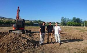 La Zubia construye «la primera pista de patinaje de velocidad de Andalucía»