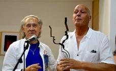 El mundo del arte de La Zubia rinde tributo al poeta Pedro Enríquez