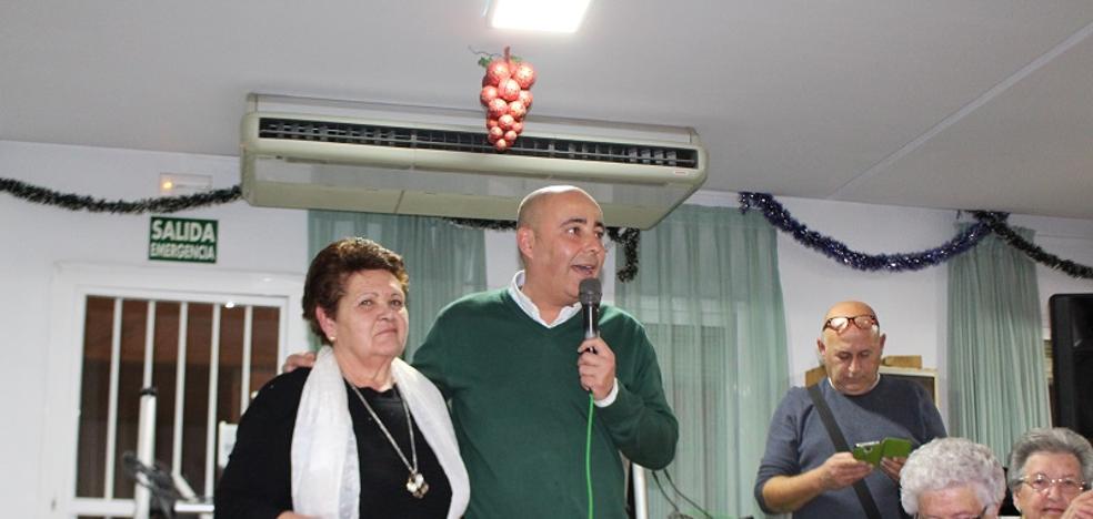 El Centro de Participación Activa de Mayores recibe 1.700 euros de subvención